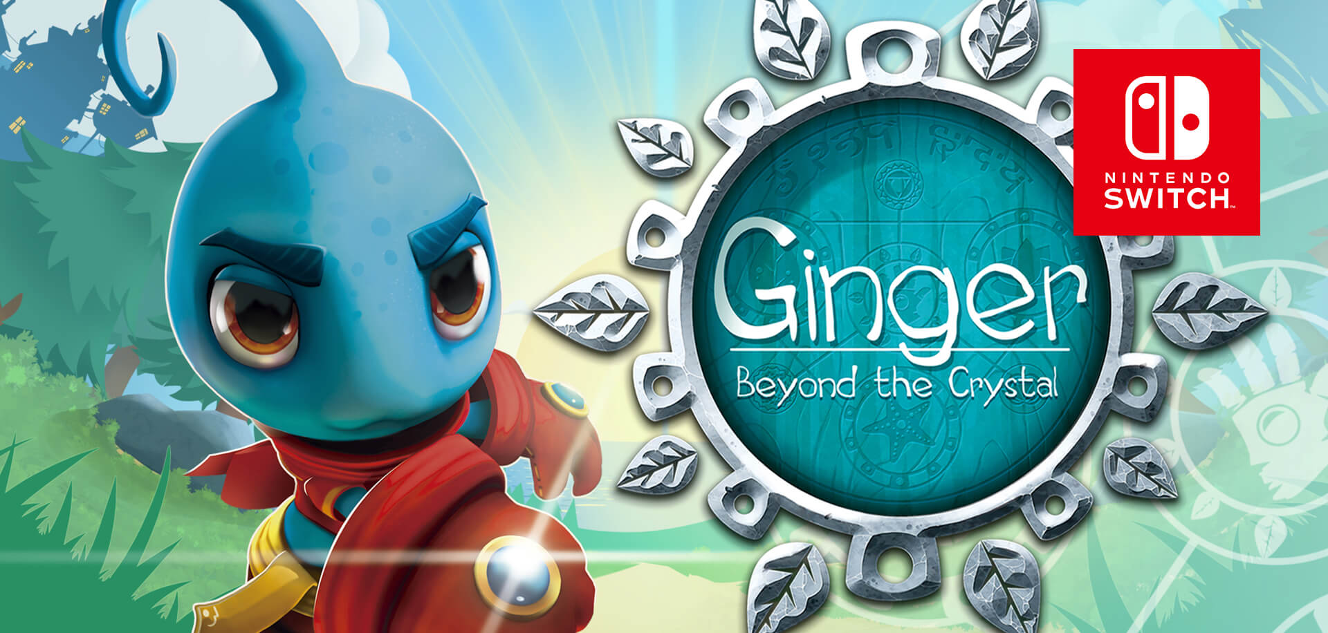 Ginger Beyond the crystal nintendo switch